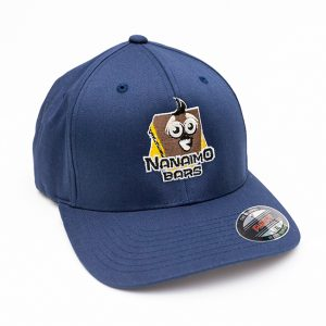 Nanaimo Bars Flex Fit Baseball Hat