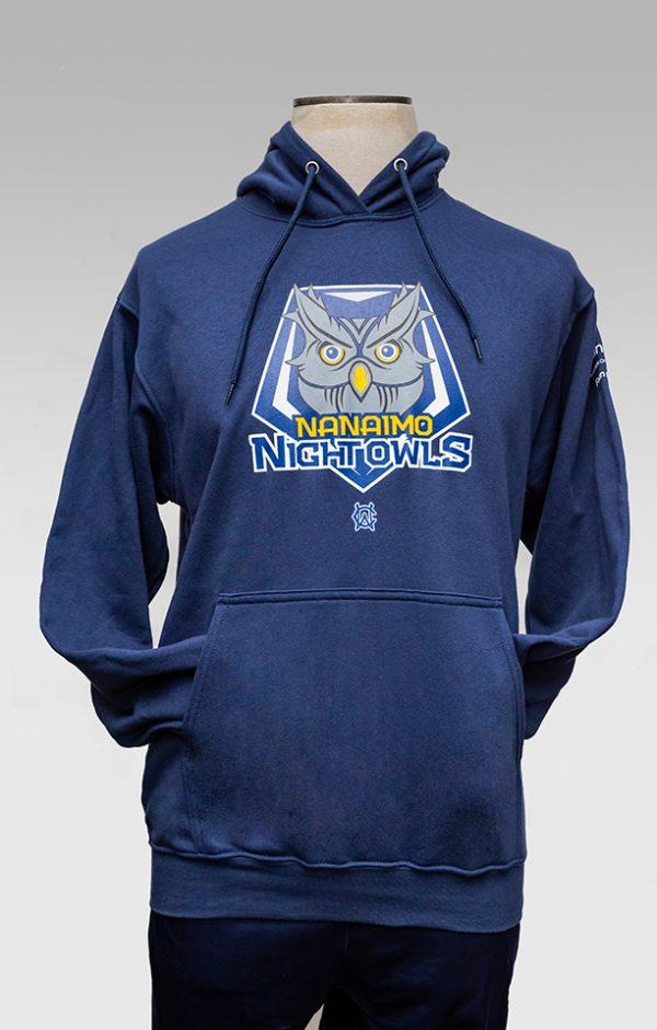 Navy NightOwls Hoodie