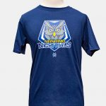 NightOwls Navy Logo T-Shirt