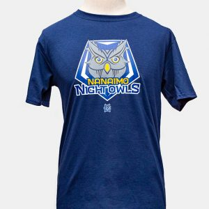 NightOwls Navy Logo T-Shirt